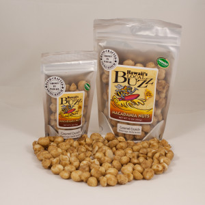 gourmet, dehydrated macadamia nuts
